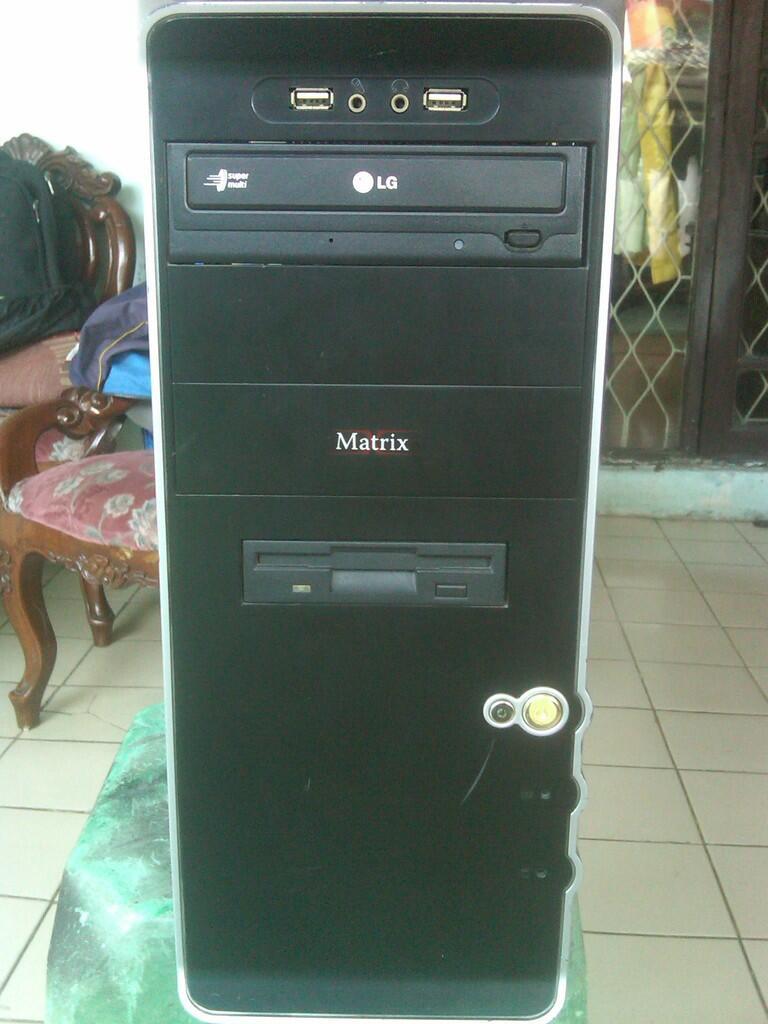 Cpu Core2duo E4500/ram 2gb Ddr3/hd 160 Gb/terjangkau