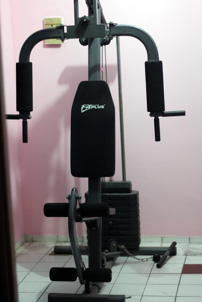 Alat Fitness Multi Fungsi Home Gym Fitplus