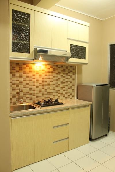 DI SEWA KAN Apartemen Menteng Square (33 m2) Full Furnished - Exclusive