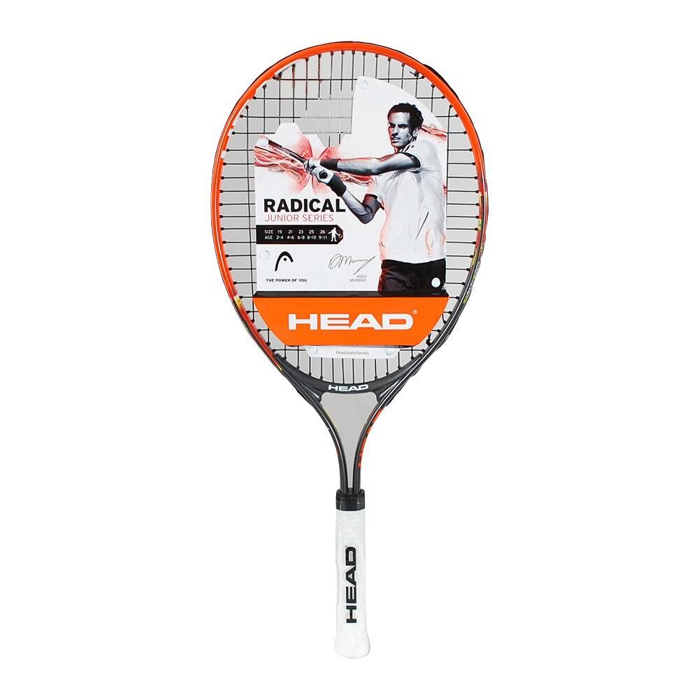 """RaKeT Tenis HEAD RadicaL JunioR 21"""" inCh 535 Mm 87 sQ AnDy MURRAY 100% ORIGINAL 2014"""