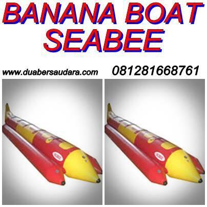 Banana Boat di jual harga Pabrik call:081281668761