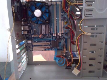 CPU Rakitan Core 2 Duo E6420+bonus - sidoarjo