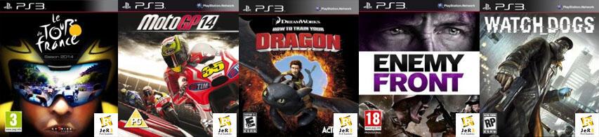 Jasa isi Game PS3 CFW / TRUEBLUE Bandung murah lengkap dan selalu update!