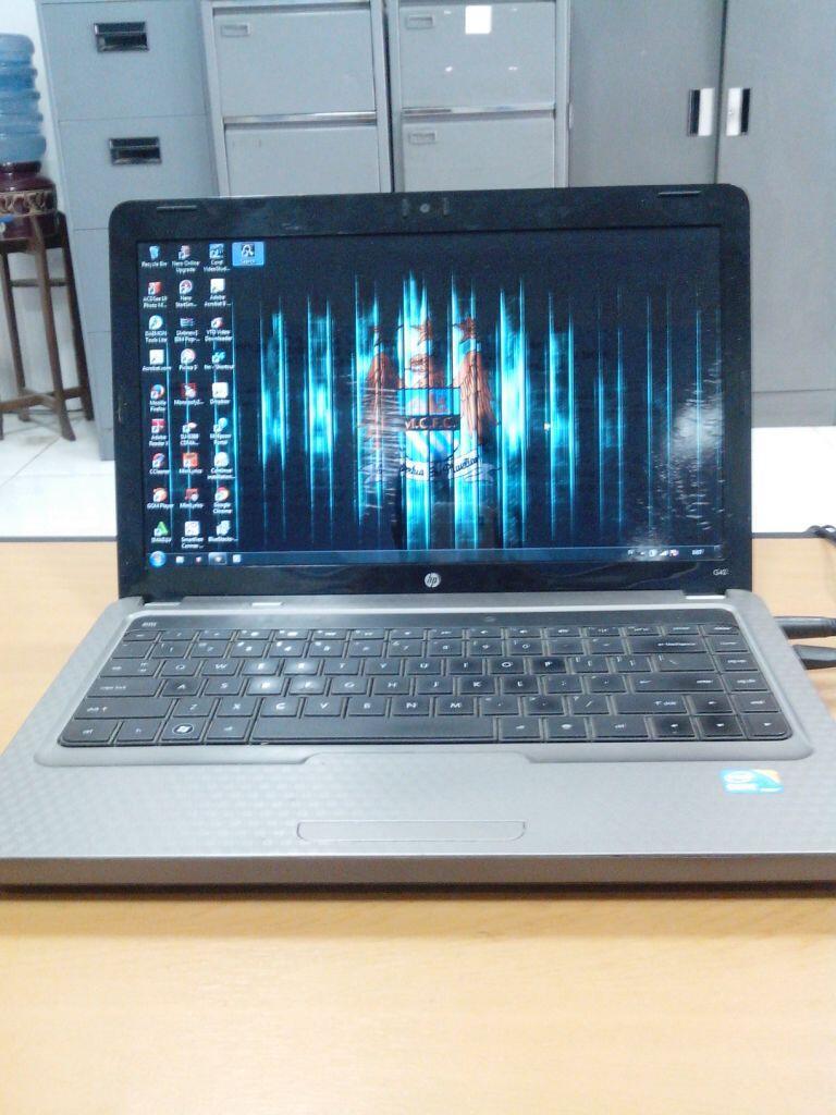 LAPTOP HP G42 Core I5/2GB/500GB