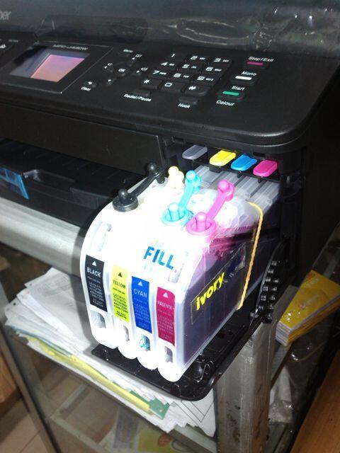 JUAL : Buat yang nga suka pakai infus -- > CIC Epson T13/T11/T20/TX101/T300/C90 dll