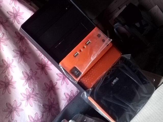 PC Phenom X4 955Be , VGA 256 Bit, Hardisk WD 1Tb. Murmer Mantap