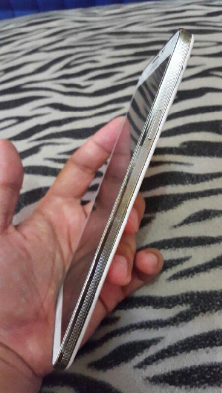 WTS: SAMSUNG GALAXY NOTE 3 SM-N900 WHITE FULLSET MULUUSS 99%++