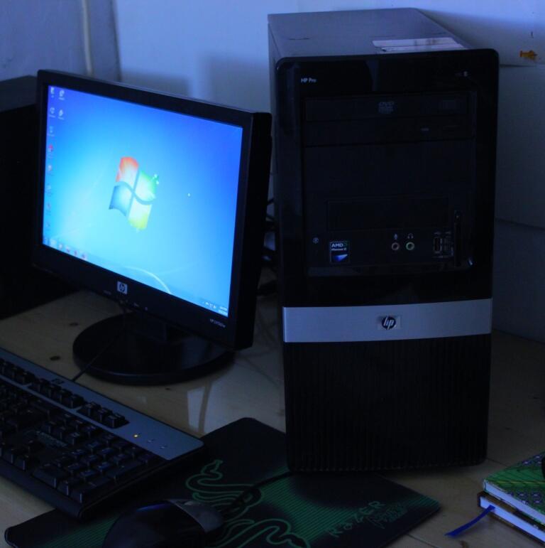 PC BUILD UP HP LENGKAP boSSS,...