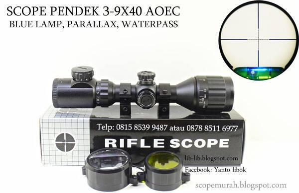 telescope bsa sweet 3-12X40 AOE senapan angin