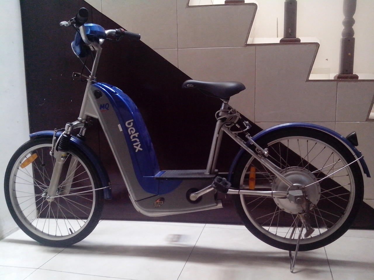 serba-serbi Electric Bike (Show your E-Bike)