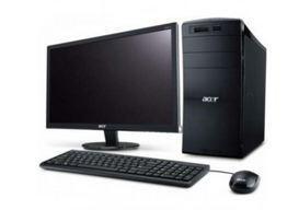 "PC Desktop ""Acer Aspire AXC605 Intel core i3"""