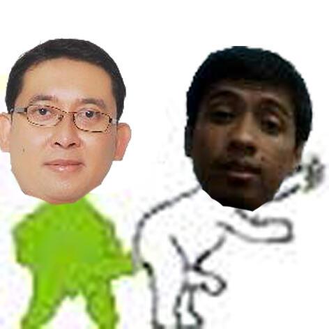 (HOT) TERNYATA MAS DINAR DAH SERING KENA TUSBOL GAN!!!!