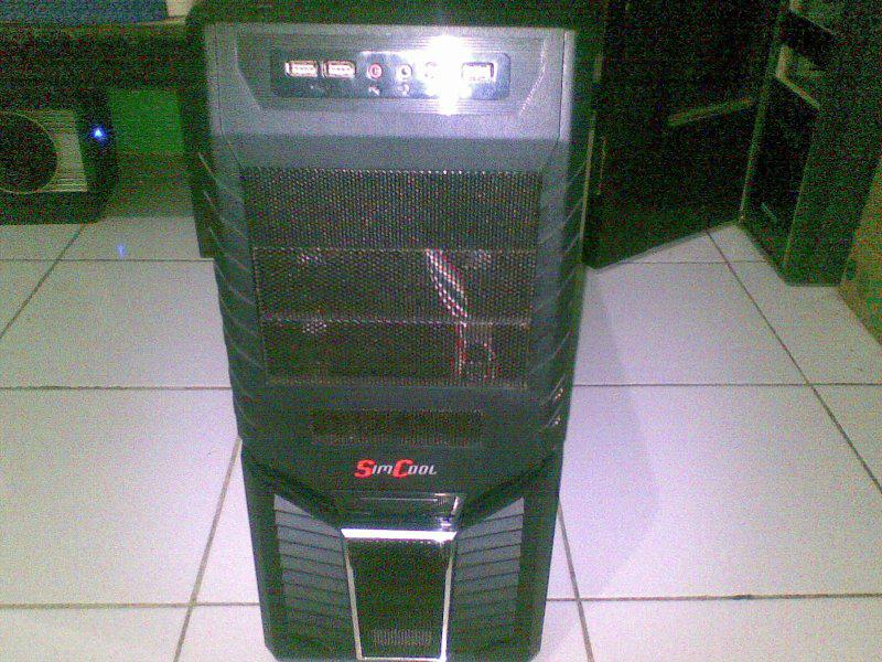 "CPU AMD Phenom X4 dan LCD LG 19"" Murmer"
