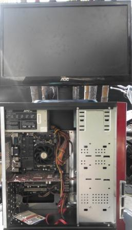 PC AMD ATHLON X2 260 DUAL CORE 3.2GHz GAMING