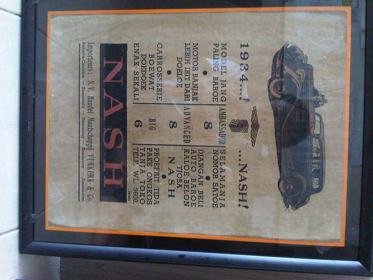 Dijual Pelan-pelan Koleksi Gambar Mobil Antik