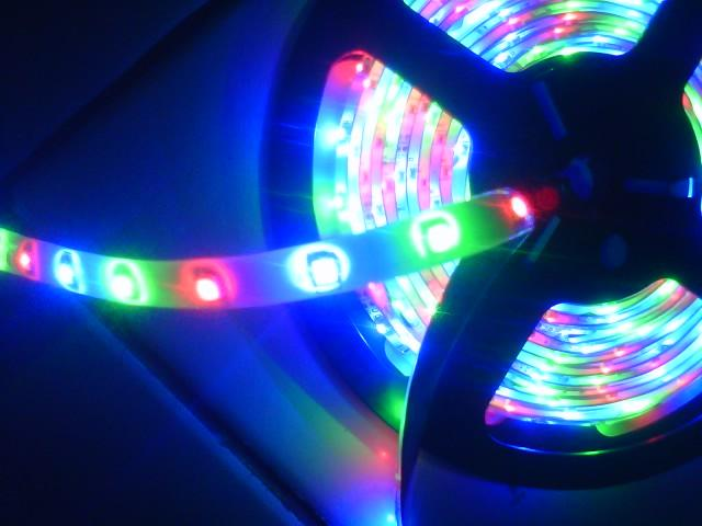 dekorasi strip led flexible SMD