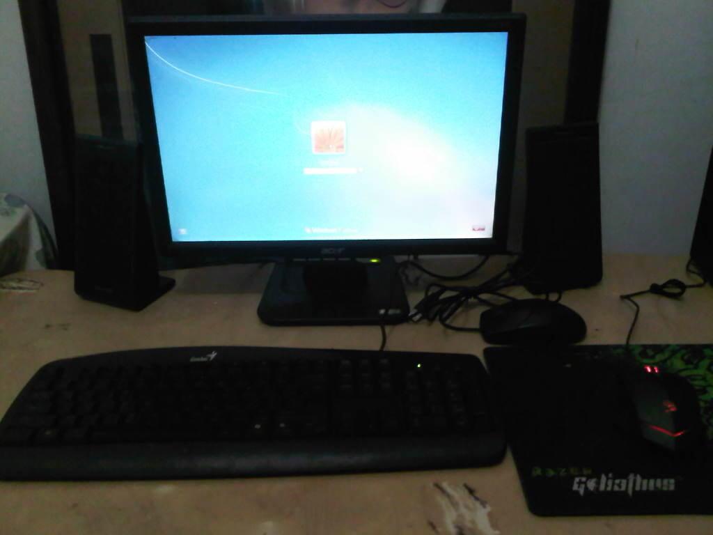 komputer lengkap dual core MURAH gan!!!