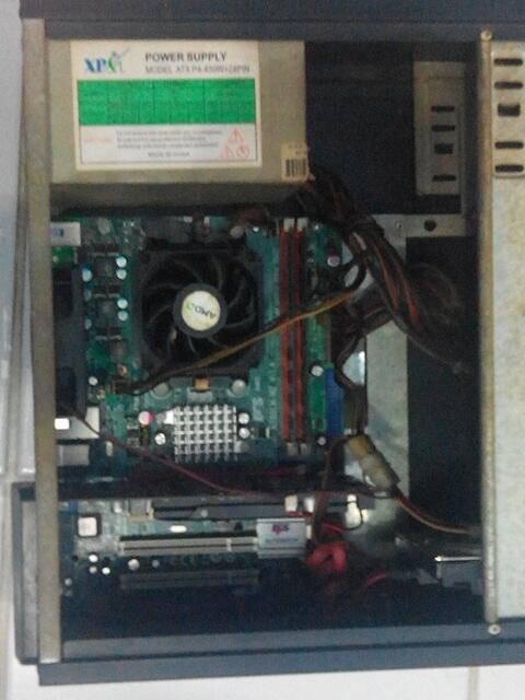 PC amd dual core x2 245 !! murah meriah banyak bonus !(Bekasi)