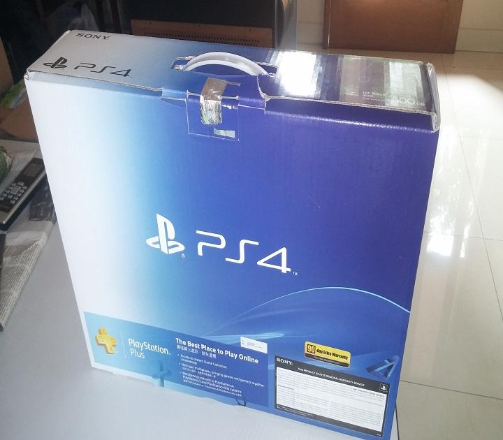 Playstation 4 Grs 1 th