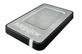 External HD 160GB Maxtor One Touch 4 Mini