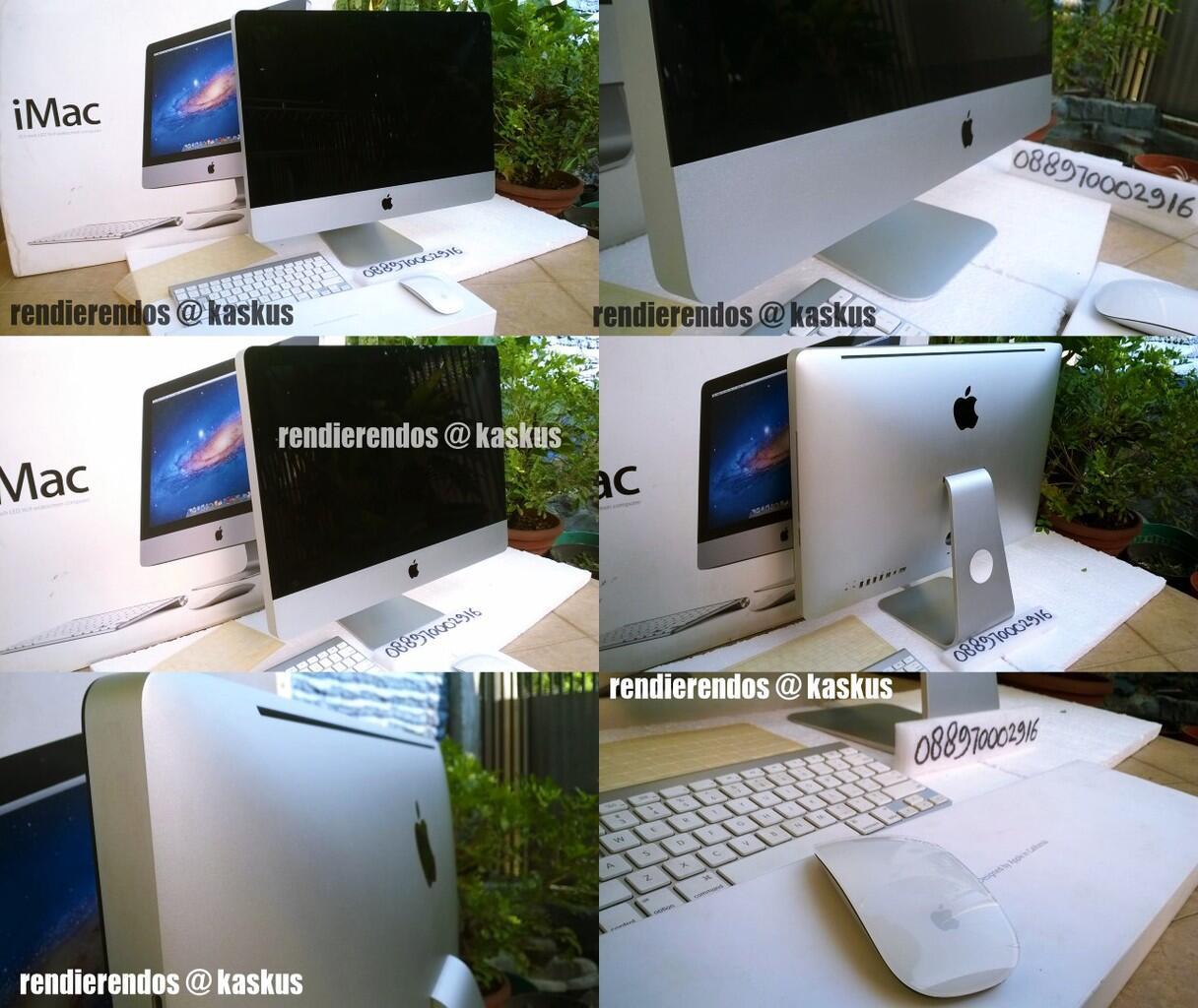 iMac MC309 fullset Bandung