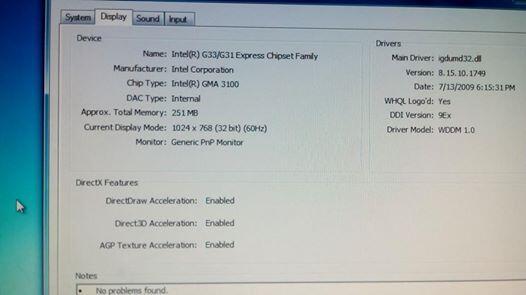 CPU PC Komputer Core 2 Duo e7300 Murah Mobo Asus