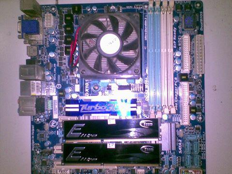 CPU AMD Athlon X4 630 Gaming