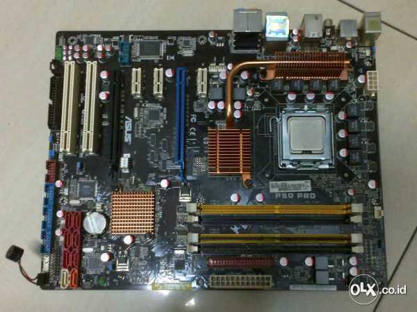 Pc Quad Core Q 8200 Komplit & Istimewa