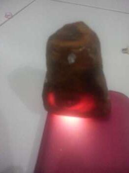Batu Obi merah