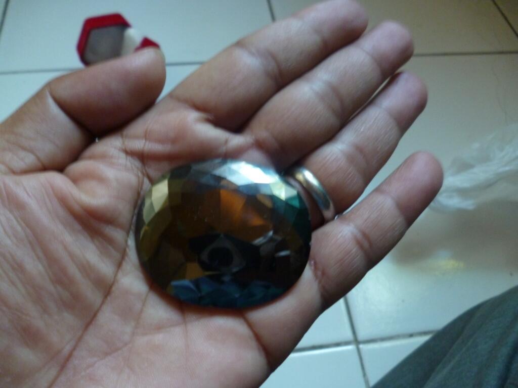 JUAL BLACK DIAMOND ( BERLIAN HITAM )   BRILLIANT