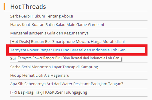 Ingat Power Ranger? Ranger Biru Dino Charge Berasal dari Indonesia Lho