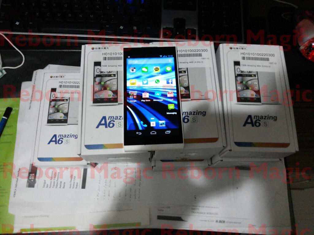 smartphone android amazing A6s Murah Berkualitas