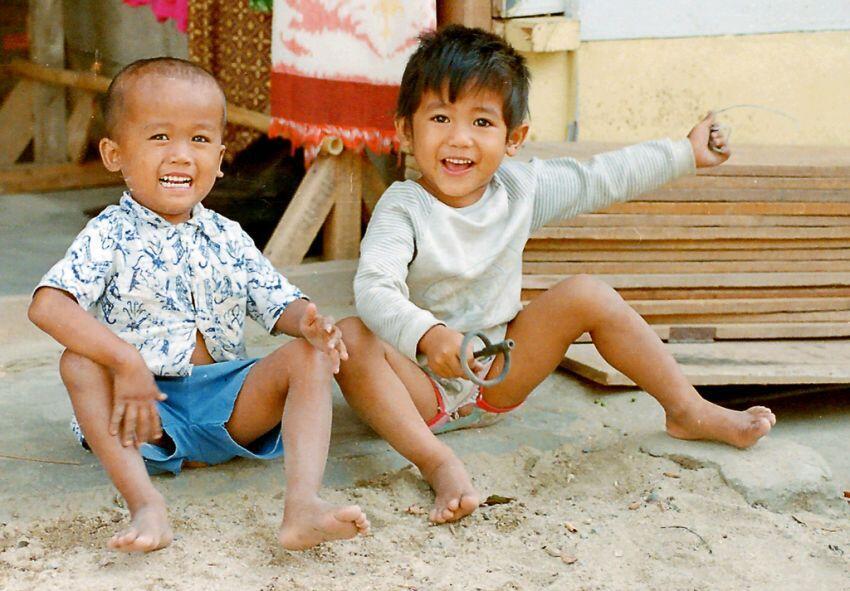 Pelajaran tentang Hidup Sederhana yang bisa Kamu Peroleh dari Seorang Anak