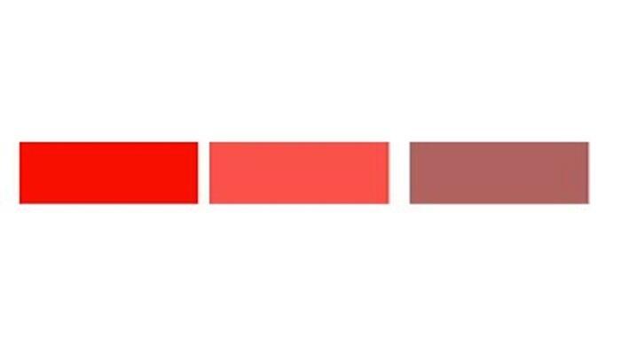 mengenal istilah dan jenis jenis warna kaskus