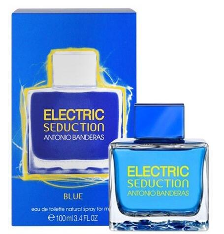 Parfum Original Antonio Banderas Electric Blue Men