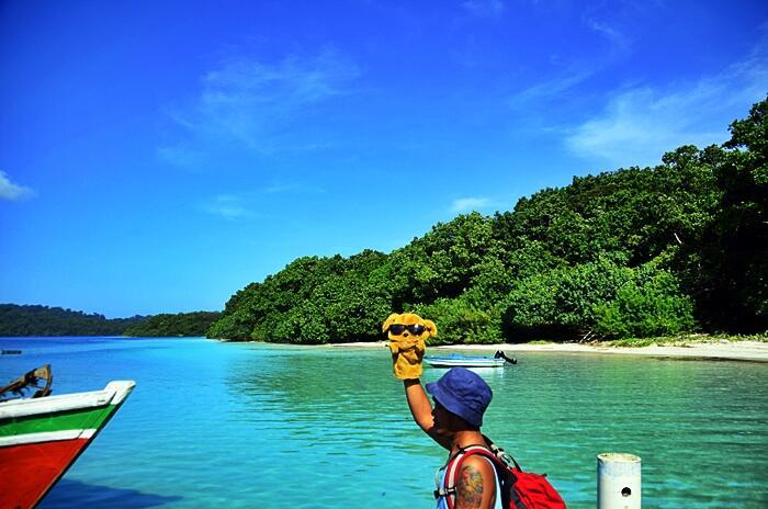 [ Ajakan ] Ke Pulau Peucang, Ujung Kulon bermodal 400 ribuan !!! 24 - 26 Oktober 2014