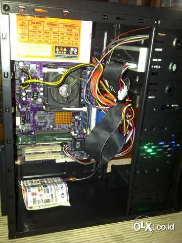 Pentium 4 IV murah tapi tidak murahan, normal dan lancar