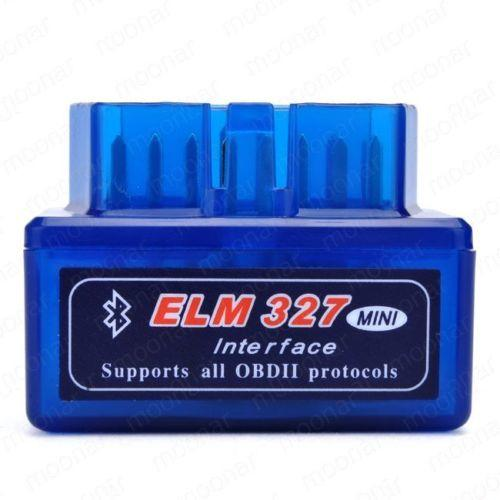 OBD2 ELM327 Bluetooth OBD-II reader Super Mini v1.5