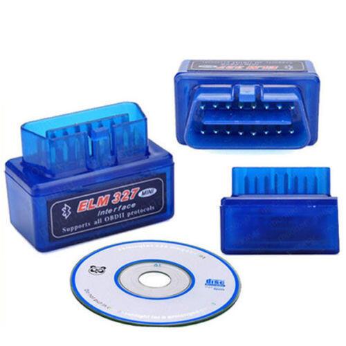 OBD2 ELM327 Bluetooth OBD-II reader Super Mini v1.5