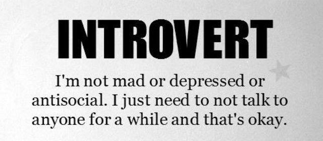 Bertemanlah Dengan Seorang Introvert, Maka Kamu Akan Belajar Hal-Hal Baik Ini!