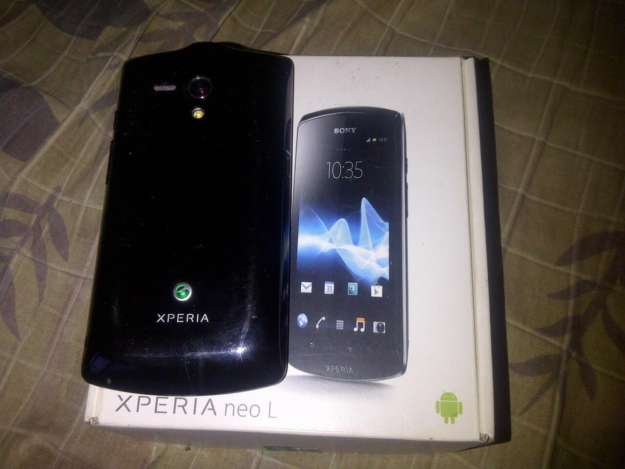 Sony Xperia NeoL