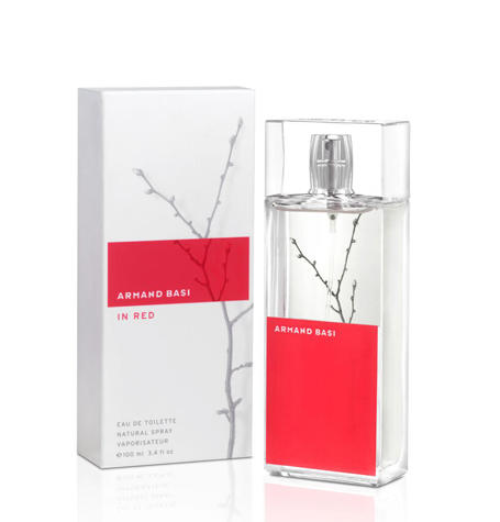 Parfum Original Armand Basi In Red for Men