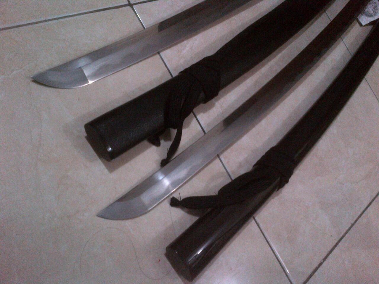 Pedang Katana Paul Chen Pro Elite & Plus XL