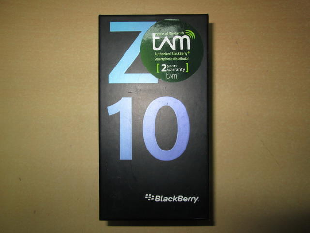 BB Z10, garansi resmi TAM, harga kaskuser