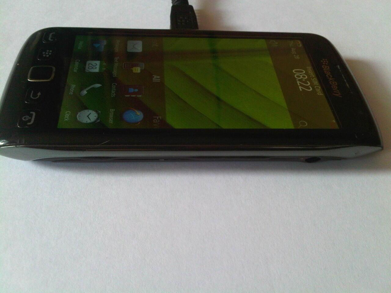 [WTS] Blackberry Torch 9860 (Monza) batangan