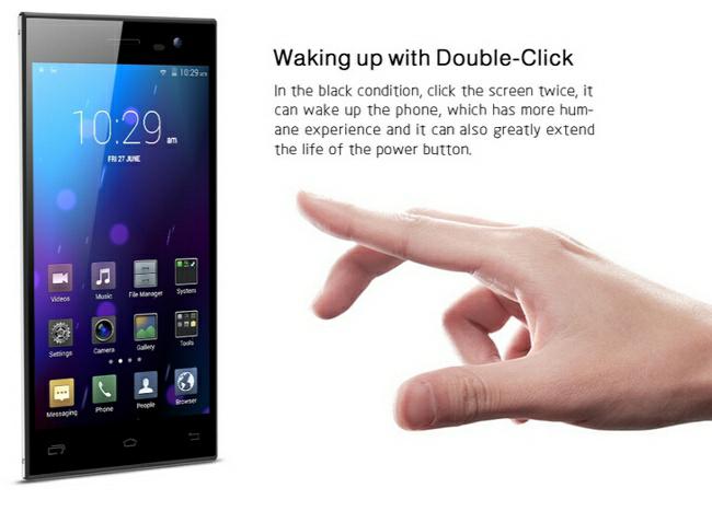 LEAGOO Lead 1 MTK6582 1.3GHz Android 4.4 1G Ram 8G Rom 5.5 Inch HD IPS