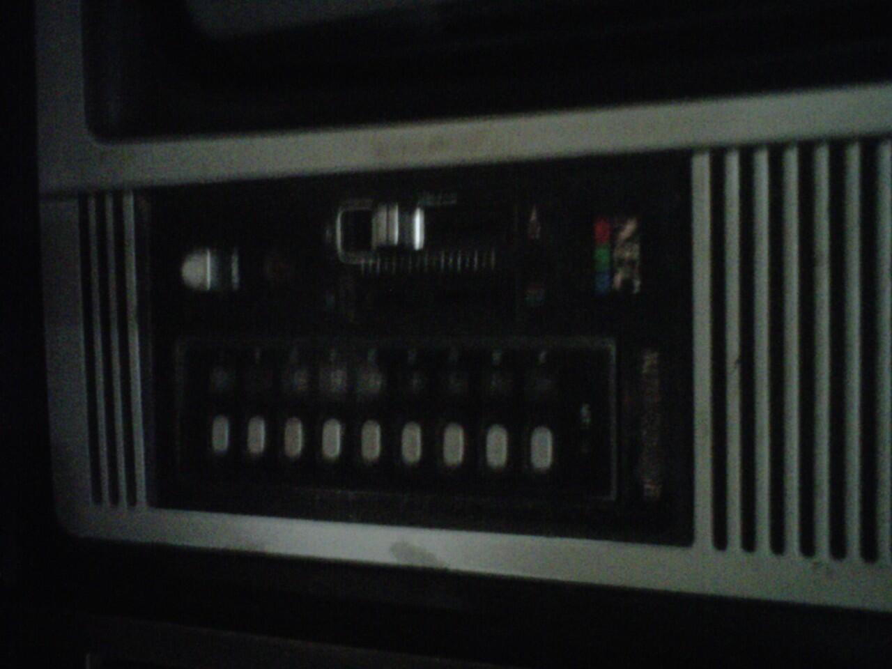 TV Antik merk NEC murah