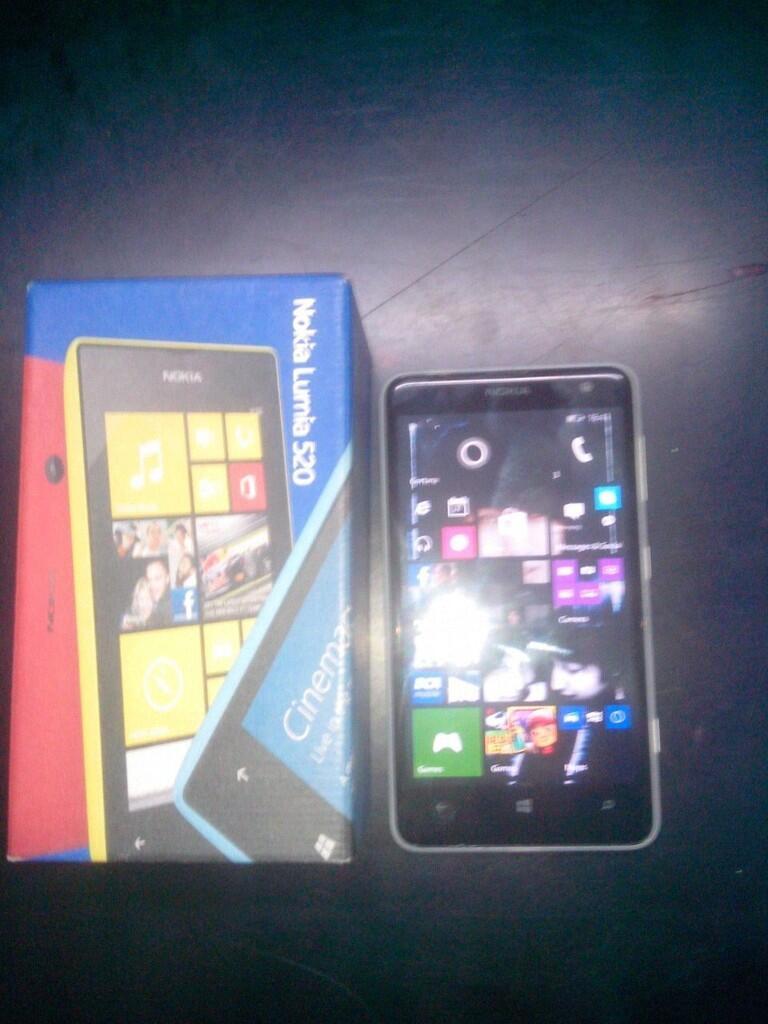 Lumia 625 White 8.1 Cortana Bbm Ready Mulus
