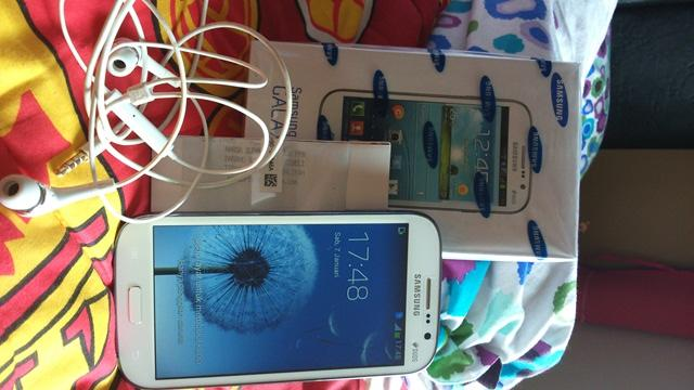 Samsung Galaxy Grand Duos White