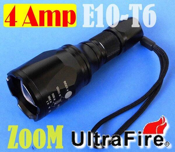 Aneka Senter Cree Ultrafire C8-T6, Q5 zoom,Mini, Romisen Warm, Battery 18650, Charger